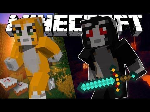 Minecraft: I SAVED STAMPY CAT (Mod Showcase & Machinima)