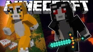 Minecraft: I SAVED STAMPY CAT (Mod Showcase & Machinima)