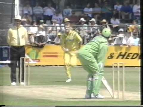 #PiPY Archives: Pakistan vs West Indies, B&H World Series, Perth 1992