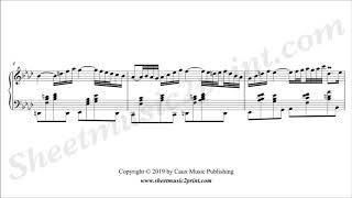 Bach : Arioso BWV 1056 - BWV 156