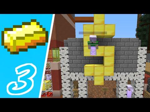 Dansk Minecraft - Pengebyen #3: VORES EGEN BUTIK!!!