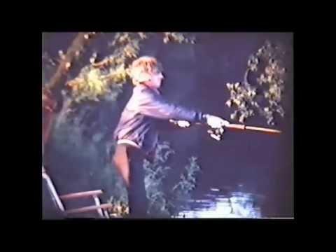 Poynton Pool Fishing 1976