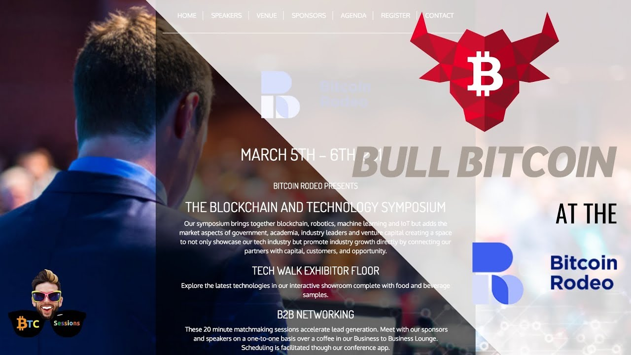 Bull Bitcoin at the Bitcoin Rodeo: With Co-Founder Dave Bradley