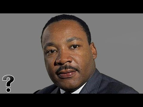 What If Martin Luther King Jr Wasn