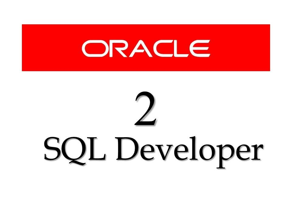 Oracle Database tutorials 2:How To install SQL Developer on windows 7