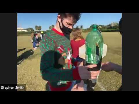 Boca Raton Christian School 2020 Rocket Launch