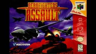 Aero Fighters Assault Soundtrack Remaster
