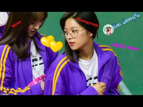 [FMV] Jeongyeon x Mina TWICE (JeongMi couple) - ISAC 2019 !