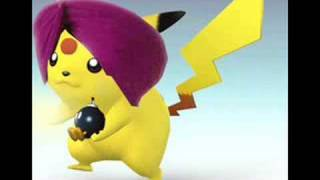 Indian Pikachu