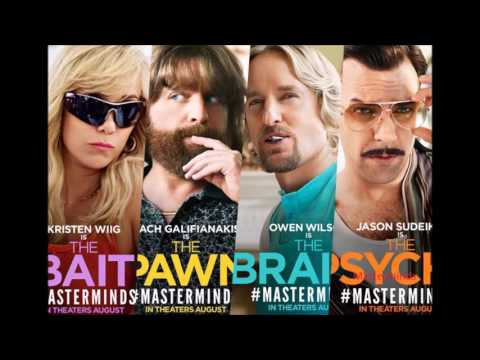Masterminds Movie Review 2016 | Jared Hess | Chris Bowman | Action | Comedy | Crime
