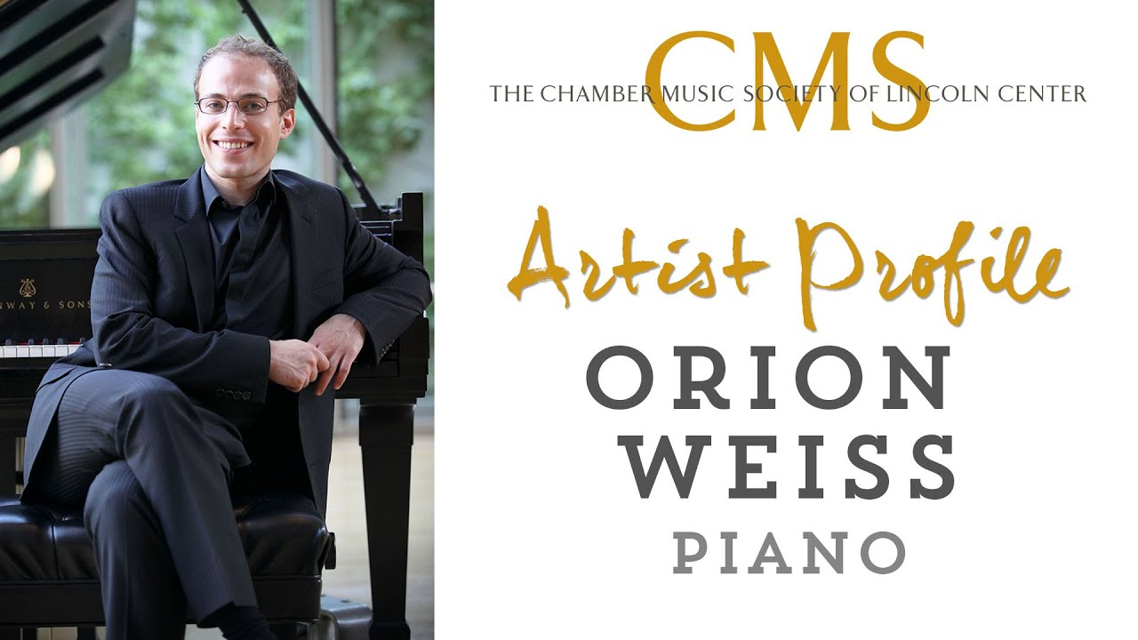 Orion Weiss Artist Profile - May 2015