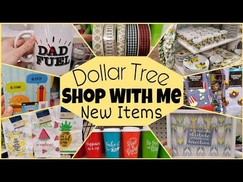 Dollar Tree Shop With Me • new items