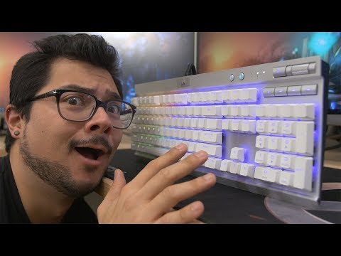 The Corsair keyboard you didn't know existed...