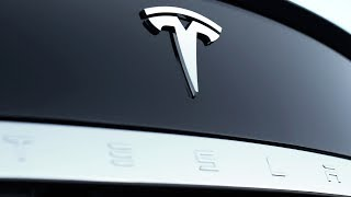 Twitter-Happy Elon Musk Revealed the First Model 3 to Roll Off the Production Line