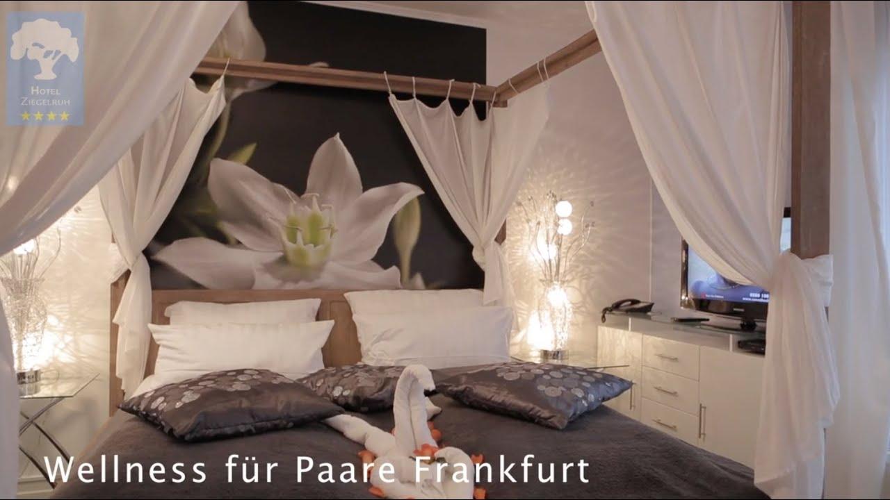 Wellness für Paare in Frankfurt - Hotel Ziegelruh