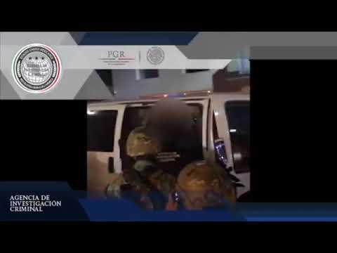 Detienen a operador de los Beltrán Leyva en CDMX
