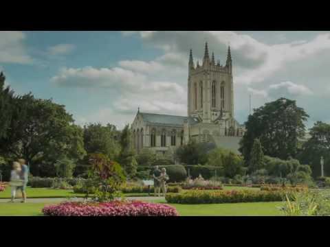 Visiting Bury St Edmunds
