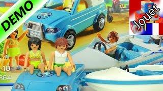sott /'acqua Motore PLAYMOBIL Summer Fun 6864 Surfer PICK-UP CON MOTOSCAFO Nuovo con Scatola