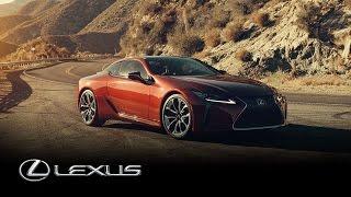 Lexus LC 500 drives California's Angeles Crest Highway thumbnail
