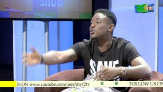 Timini Egbosen talks about his life as an actor