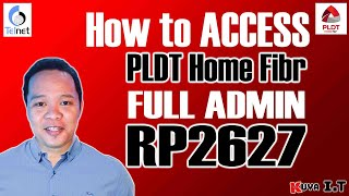 How to access your PLDT home Fibr ADMINPLDT account at advance settings ng  router 100% working 2019