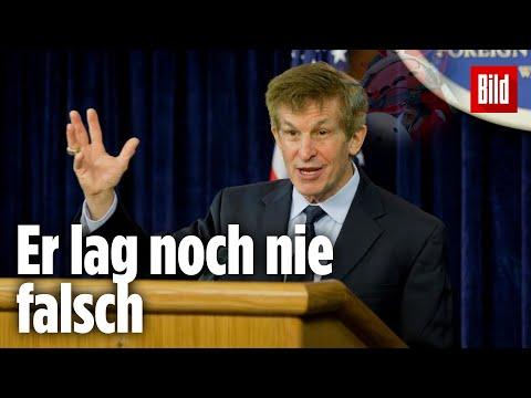 Wahl-Orakel Allan Lichtman nennt den neuen US-Präsidenten