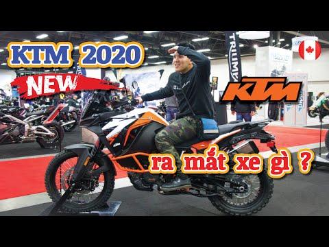 Motoshow Tour Tập 10 | KTM ra mắt xe gì năm 2020 ? | Giá xe KTM ở thị trường Canada| Vlog #42