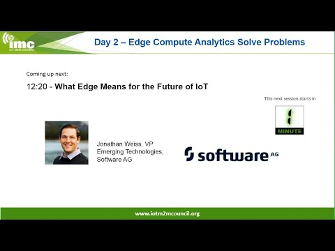 The Significance of Edge Computing for the Future of IoT