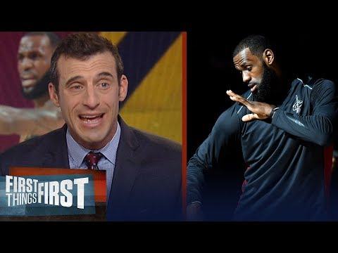 Doug Gottlieb on Cavs' payroll making room for LeBron, Talks Warriors' woes | FIRST THINGS FIRST