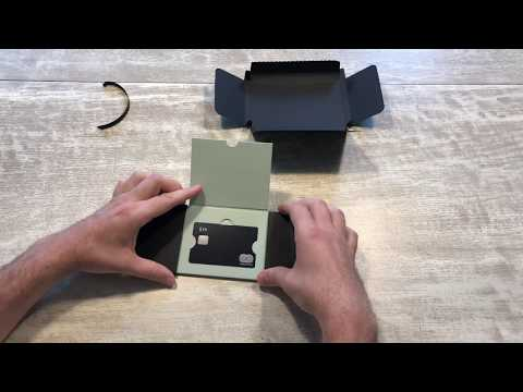 N26 Metal Card - A Gimmick? Unboxing And First Impressions