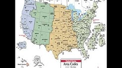 904 area code map