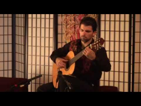 Playing at Concert. Prelude 1 - Villa Lobos