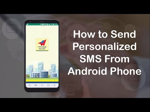 Best SMS Sender App To Send Multiple  SMS From Android Phone