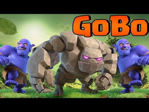 GOBO!  10v11 MASTER ATTACK!  Th10 Farm to Max | Clash of Clans