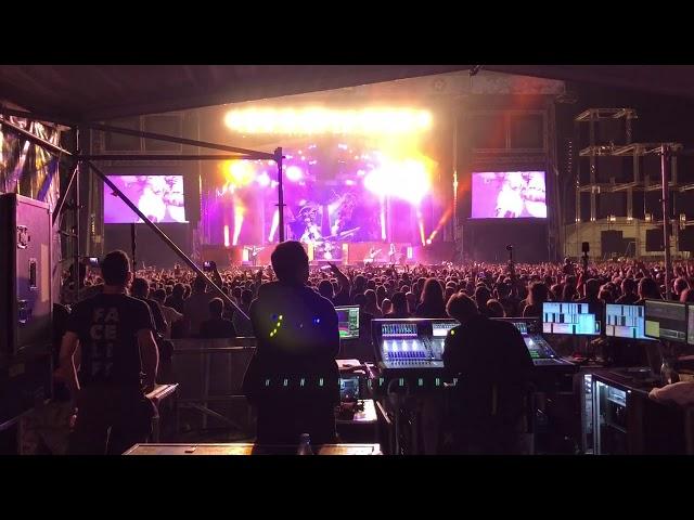 Iron Maiden at Nova Rock 2018