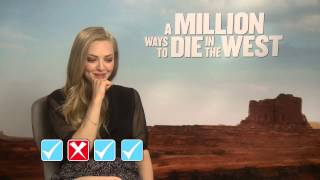How well does Amanda Seyfried remember Mean Girls?