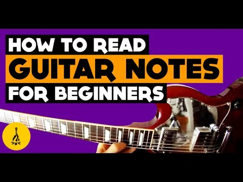 Guitar guitar tablature notes : How To Read Guitar Notes For Beginners | Guitar Tab/Tablature ...
