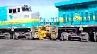 Novas locomotivas da VALE-02