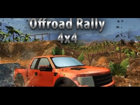 Обзор игры SUV 4x4 Rally Driving [Android]