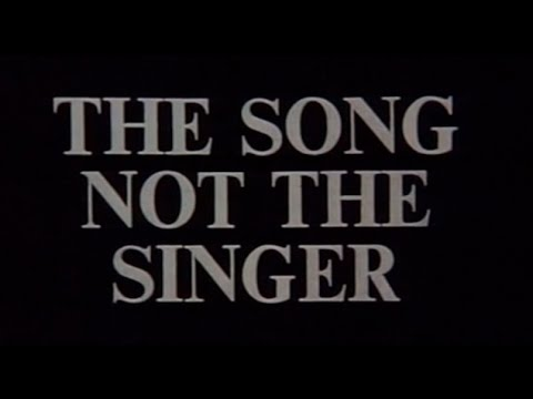 Crown Court - The Song Not the Singer (1977)