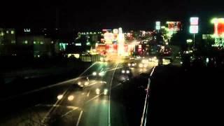 iPad映像実験 福島県郡山市あさか野バイパスにて撮影