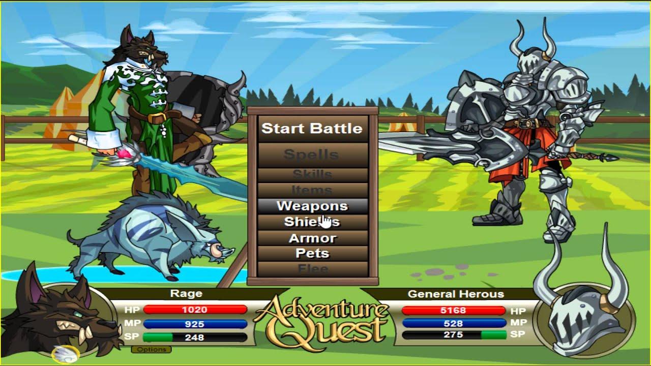 adventure quest 2