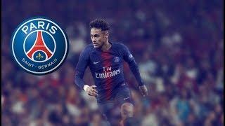 Neymar 2018 - P$G - Skills and Goals