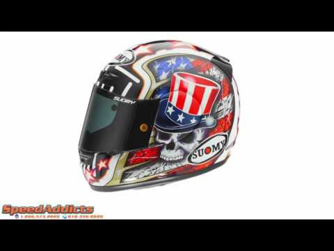 c359897a Suomy Apex Sam Helmet at SpeedAddicts.com