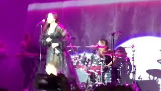 All Night (Acoustic) - Lauren Jauregui Live at Espaço das Américas São Paulo Brazil Opening Act Hals