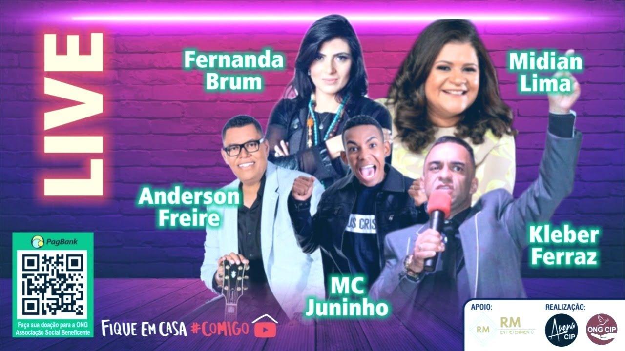 Gospel Live Open Air - Arena CIP #FiqueEmCasa e #CanteComigo