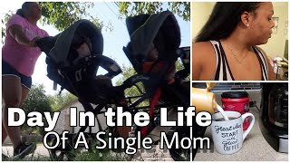 Lets Just Say I Know How To Discipline mines..| Day In The Life Of A Single Mom Of 3.