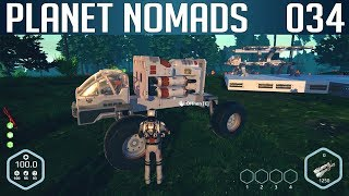 PLANET NOMADS #034 | Mobile Base - Das Schwergewicht | Let's Play Gameplay Deutsch thumbnail