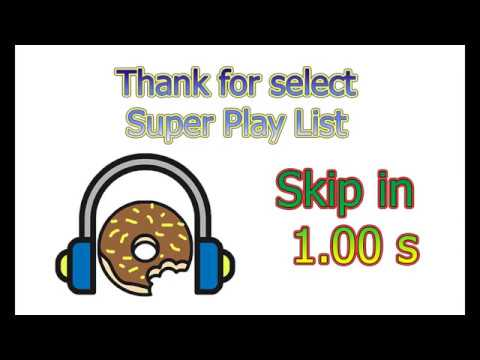Top music play lists wait for thank you