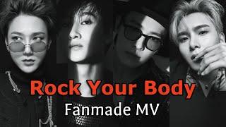 Super Junior   Rock Your Body MV Fanmade